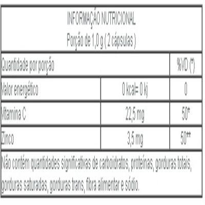 Imagem 3 do produto Maca Peruana - 500 mg - 60 cápsulas - Nutreflora -