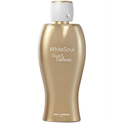 White Soul Gold & Diamonds Eau de Toilette Ted Lapidus - Perfume Feminino - 100ml