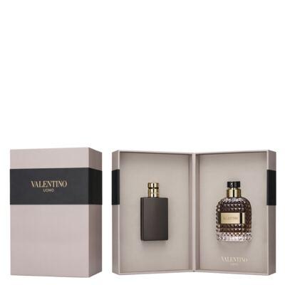 Valentino Uomo Valentino - Masculino - Eau de Toilette - Perfume + Loção Pós Barba - kit