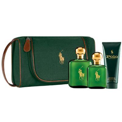 Imagem 1 do produto Polo Ralph Lauren - Masculino - Eau de Toilette - Perfume + Edt + Loção Pós Barba - Kit