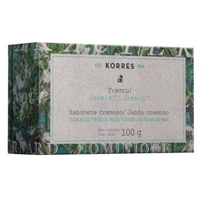 Imagem 1 do produto Jasmim Korres - Sabonete em Barra - 100g