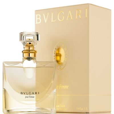 Imagem 1 do produto BVLGARI Pour Femme BVLGARI - Perfume Feminino - Eau de Parfum - 50ml