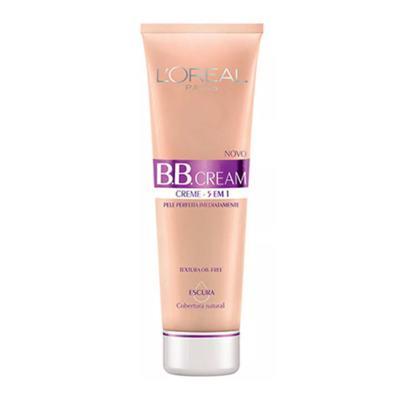 Imagem 2 do produto BB Cream 5 em 1 SPF20 L'oréal Paris - Base Escura 50ml + Base Média 15ml - Kit