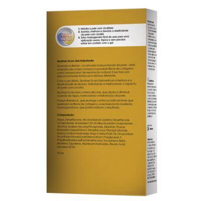 Imagem 2 do produto Tratamento Spotner Scars Gel Hidratante - 15ml