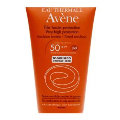 Imagem 2 do produto Avène Emulsão Color Fps 50 Avène - Protetor Solar - 50ml