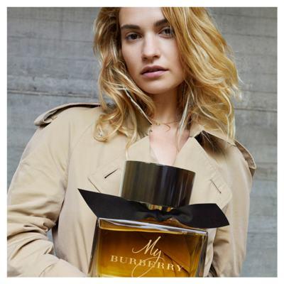 Imagem 5 do produto My Burberry Black - Perfume Feminino - Eau de Parfum - 90ml