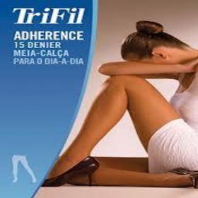 Meia Calça Trifil Adherence Fio 15 Branca M