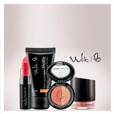 Imagem 7 do produto Make Up Vult - Batom Acetinado - 55
