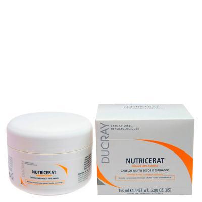Imagem 4 do produto Nutricerat Máscara Ultranutritiva Ducray - Máscara de Tratamento para Cabelos Secos e Danificados - 150ml