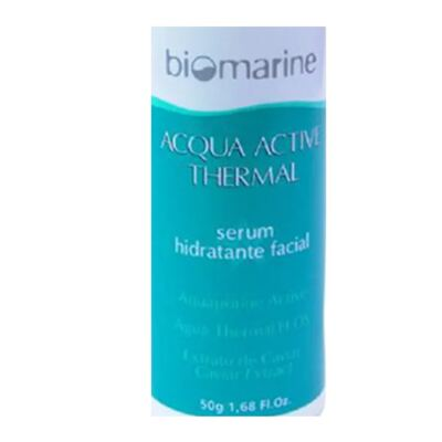 Imagem 2 do produto Acqua Active Thermal Biomarine - Hidratante Facial - 50ml