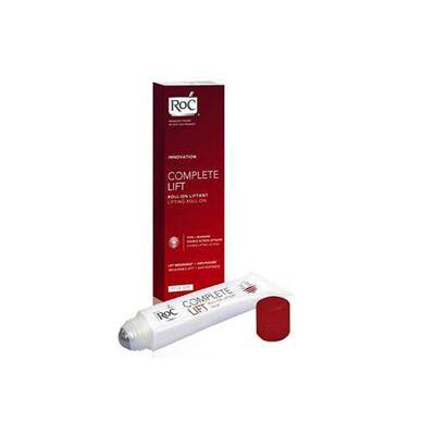 Imagem 2 do produto Complete Lift Eye Roll-On Roc - Cuidado Antiflacidez e Antibolsas para o Contorno dos Olhos - 15ml