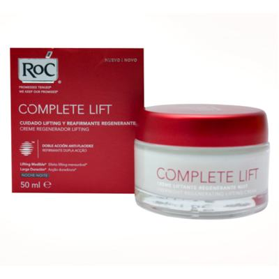 Complete Lift Night Roc - Rejuvenescedor Facial - 50ml