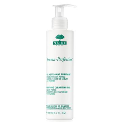 Limpador Facial Nuxe Paris Aroma Perfection Purifying Cleansing Gel - 200ml