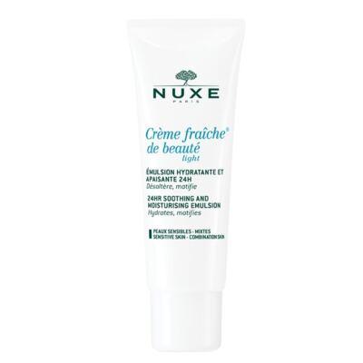 Imagem 2 do produto Hidratante Facial Nuxe Paris Crème Fraîche de Beauté Light - 50ml
