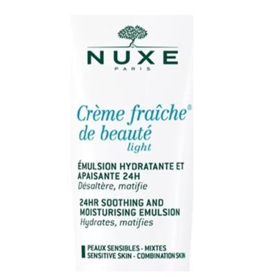 Imagem 4 do produto Hidratante Facial Nuxe Paris Crème Fraîche de Beauté Light - 50ml