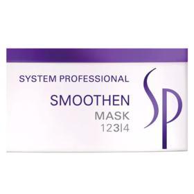 Wella SP Smoothen Mask - Máscara de Restauração - 200ml