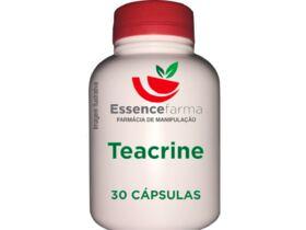 Teacrine - 200mg - 30 Cápsulas -