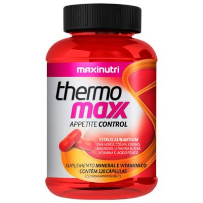Imagem 1 do produto Thermo Maxx Appetite Control 120cps - Maxinutri - 120cps