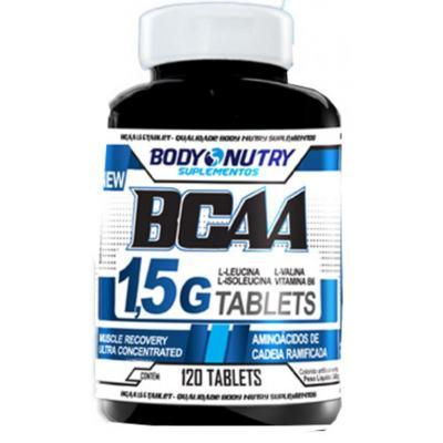 Imagem 1 do produto BCAA 1,5g 120tbs - Body Nutry - 120Tbs