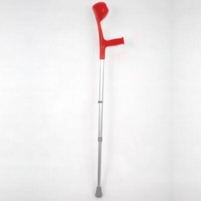 Imagem 2 do produto Muleta Canadense Alo - Vermelha