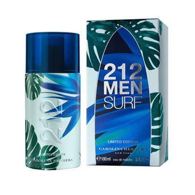 Imagem 2 do produto 212 Men Surf Carolina Herrera - Perfume Masculino - Eau de Toilette - 100ml