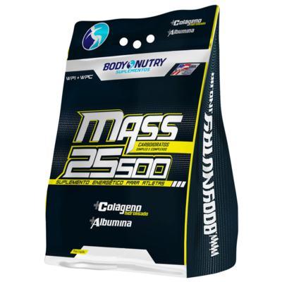 Imagem 1 do produto Mass 25500 + Creatina 1,5KG - Body Nutry - Morango
