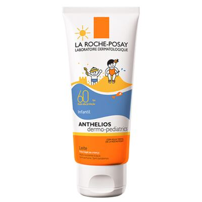 Anthelios Dermo Pediatrics ait Fps 60 La Roche PosayL - Protetor Solar Infantil - 100ml