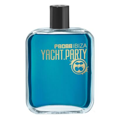 Imagem 1 do produto Pacha Ibiza Yacht Party For Men Pacha Ibiza - Perfume Masculino - Eau de Toilette - 100ml