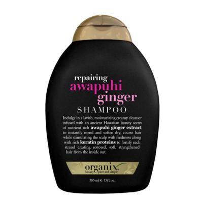 Imagem 1 do produto Organix Awapuhi Ginger Organix  - Shampoo Fortalecedor - 385ml