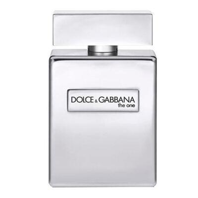 The One Men Platinum Limited Edition Dolce & Gabbana - Perfume Masculino - Eau de Toilette - 100ml