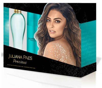 Imagem 1 do produto Kit Precious Feminino Juliana Paes Eau de Toilette - 100 ml + Desodorante 150 ml