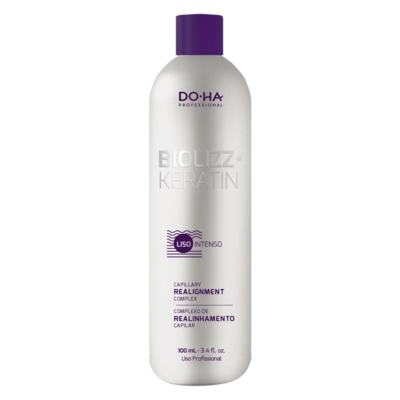 DO.HA Professional Biolizz Keratin Passo 01 - Escova Progressiva Semi Definitiva - 100ml