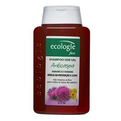 Ecologie Fios Anticaspa  - Shampoo Anticaspa - 275ml