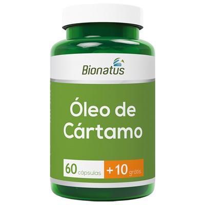 Óleo de Cartamo Green 1000mg 60+10 cápsulas