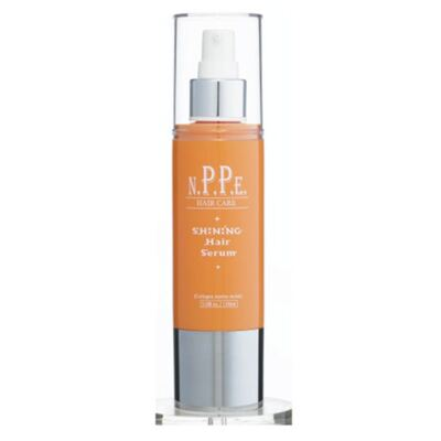 Nppe Shining Hair Serum - Soro Iluminador - 150ml