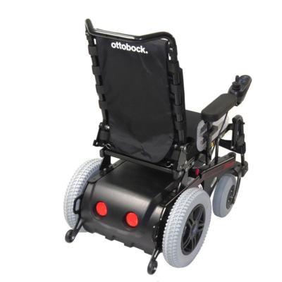 Imagem 3 do produto Cadeira de Rodas Motorizada B-400 Ottobock