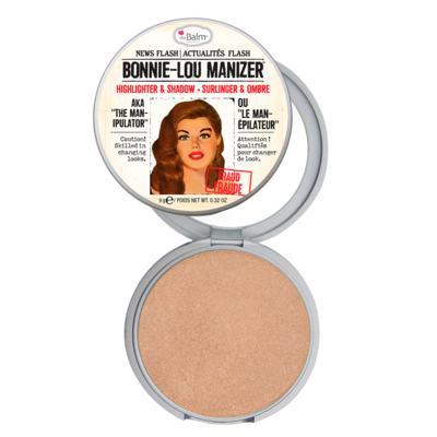 Imagem 1 do produto Bonnie Lou Manizer The Balm - Iluminador Facial - Dourado