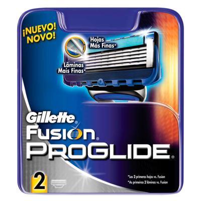 Gillette Fusion Proglide Recarga Gillette - Cartucho de Recarga - 2 Un