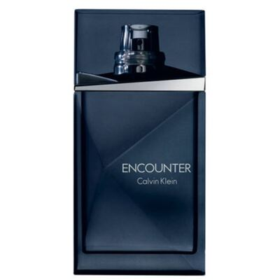 Imagem 1 do produto Encounter For Men Calvin Klein - Perfume Masculino - Eau de Toilette - 100ml