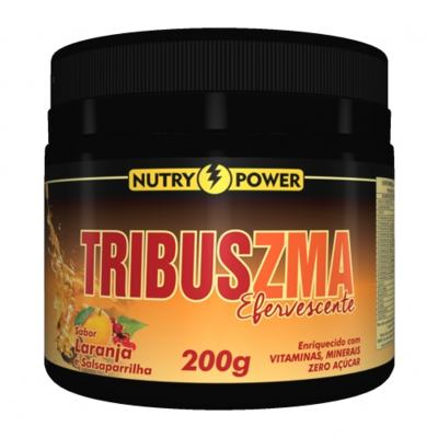 Tribus Zma 200g Laranja- Nutry Power