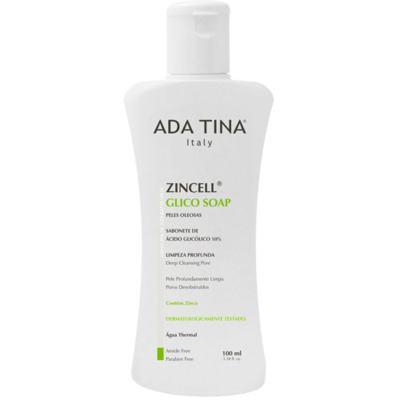 Imagem 1 do produto Zincell Glico Soap Ada Tina - Limpador Facial - 100ml