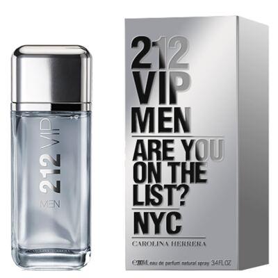 Imagem 2 do produto 212 Vip Men Carolina Herrera - Perfume Masculino - Eau de Toilette - 200ml