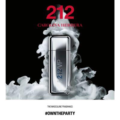 Imagem 4 do produto 212 Vip Men Carolina Herrera - Perfume Masculino - Eau de Toilette - 200ml