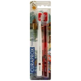 Escova Dental Curaprox Ultra Soft - Cores Sortidas | 2 unidades