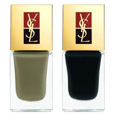 Les Fauves Couture Yves Saint Laurent - Duo de Esmaltes - 04