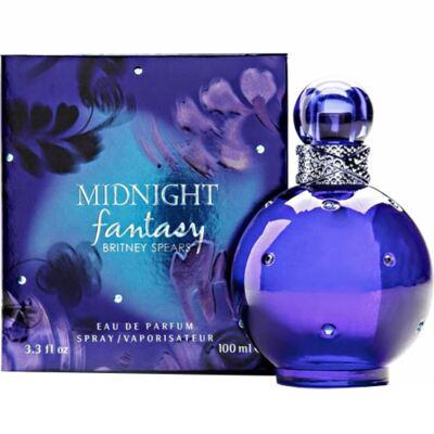 Imagem 2 do produto Midnight Fantasy Britney Spears - Perfume Feminino - Eau de Parfum - 100ml
