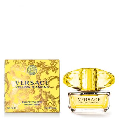 Imagem 2 do produto Versace Yellow Diamond Versace - Perfume Feminino - Eau de Toilette - 50ml