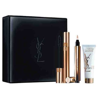 Yves Saint Laurent Beauty Icon Gift Set Yves Saint Laurent - Corretivo Iluminador + Máscara para Cílios + Primer - Kit