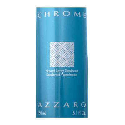 Imagem 2 do produto Azzaro Chrome Déodorant Azzaro - Desodorante Masculino - 150g