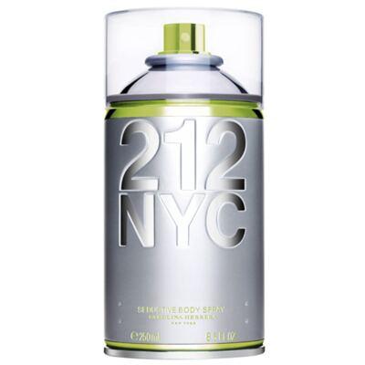 Imagem 1 do produto 212 NYC Body Spray Carolina Herrera - Perfume Feminino para o Corpo - 250ml